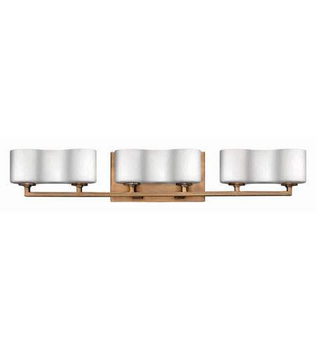 Hinkley Lighting A La Mode 6 Light Bath Vanity in Brushed Bronze 5066BR photo