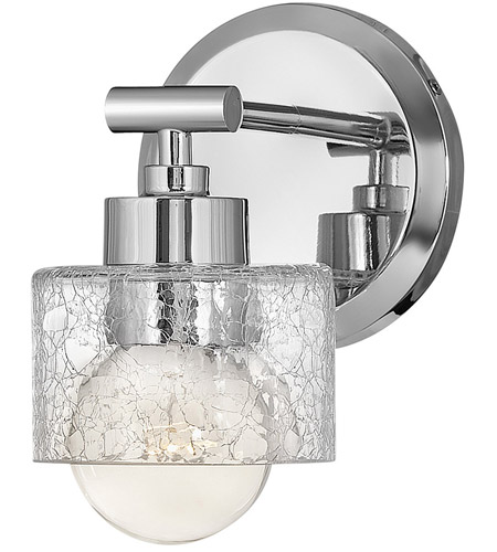 Hinkley Lighting Bryanna 1 Light Bath Vanity in Chrome 5080CM photo