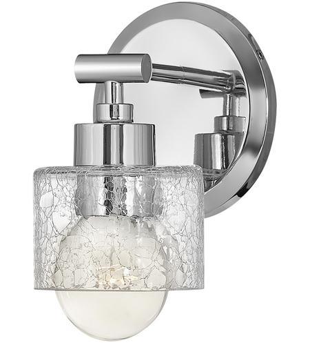 Hinkley Lighting Bryanna 1 Light Bath Vanity in Chrome 5080CM