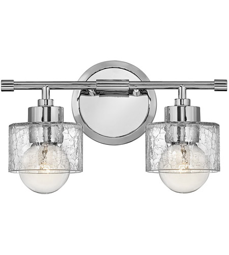 Hinkley Lighting Bryanna 2 Light Bath Vanity in Chrome 5082CM photo