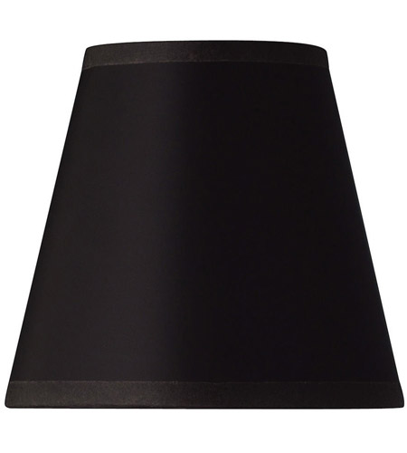 Hinkley 5122BK Virginian Black 5 inch Shade photo