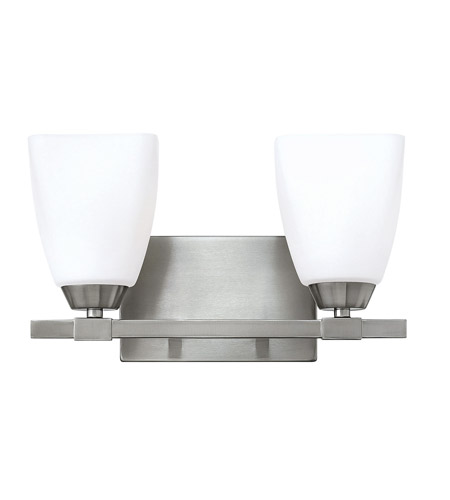 Hinkley Lighting Jordan 2 Light Bath in Brushed Nickel 51352BN
