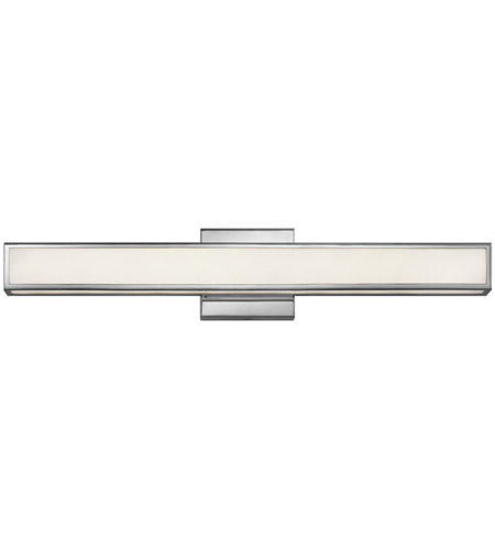 Hinkley 51403CM Alto LED 24 inch Chrome Bath Bar Wall Light photo
