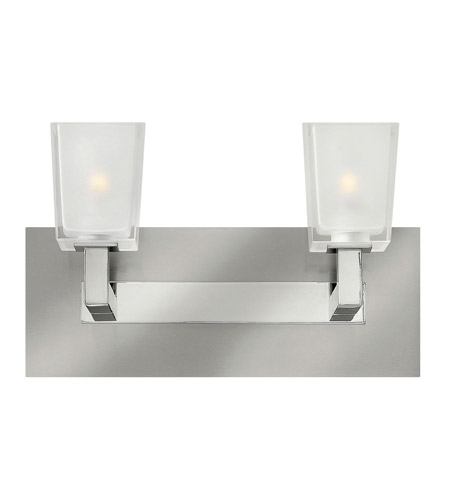 Hinkley Lighting Zina 2 Light Bath in Brushed Nickel 51562BN