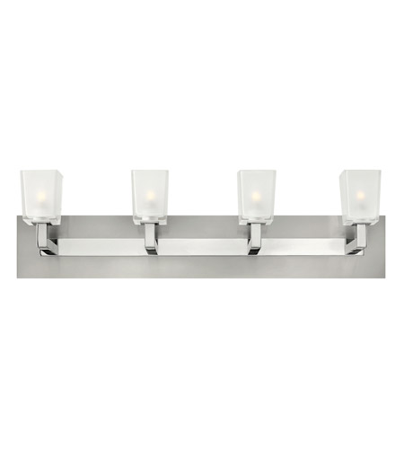 Hinkley Lighting Zina 4 Light Bath in Brushed Nickel 51564BN