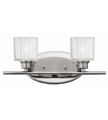 Hinkley Lighting Pia 2 Light Bath Vanity in Brushed Nickel 5172BN
