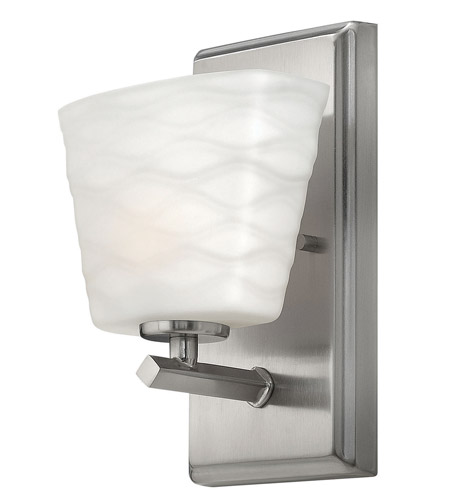 Hinkley Lighting Tory 1 Light Bath Vanity in Brushed Nickel 5200BN photo