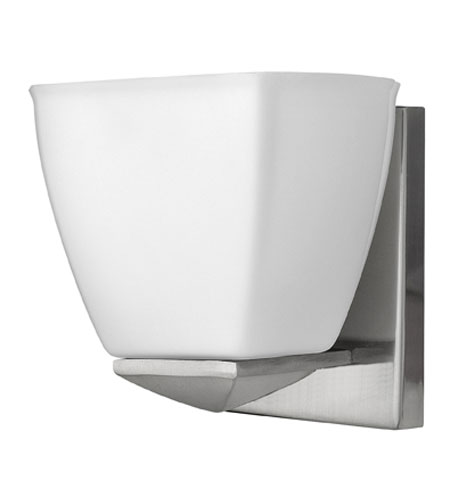 Hinkley Lighting Avery 1 Light Bath Vanity in Brushed Nickel 5210BN
