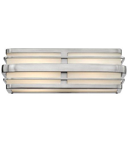 Hinkley 5232BN Winton 2 Light 16 inch Brushed Nickel Bath Light Wall Light in Incandescent photo