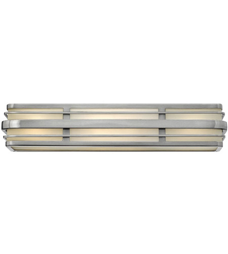 Hinkley 5234BN Winton 4 Light 26 inch Brushed Nickel Bath Light Wall Light in Incandescent photo