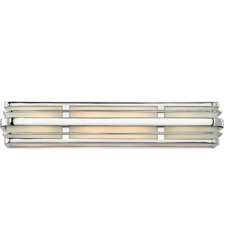 Hinkley Lighting Winton 4 Light Bath Vanity in Chrome 5234CM