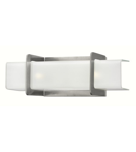 Hinkley Lighting Union 2 Light Bath in Brushed Nickel 52372BN
