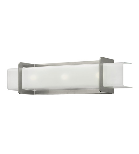Hinkley Lighting Union 3 Light Bath in Brushed Nickel 52373BN