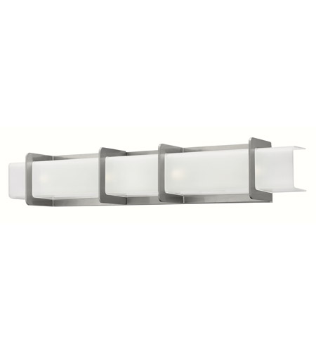 Hinkley 52374BN Union 4 Light 34 inch Brushed Nickel Bath Wall Light photo
