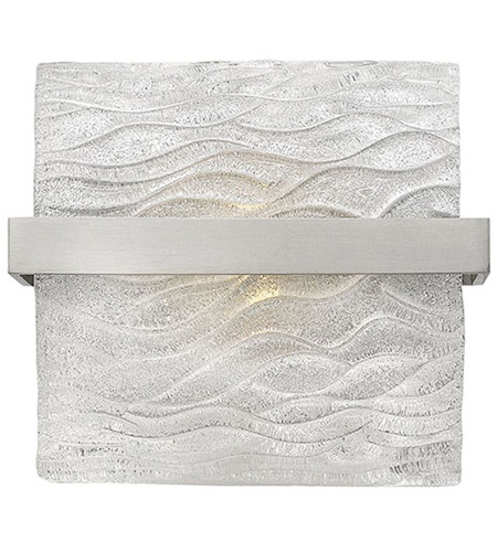 Hinkley Lighting Chloe 1 Light Bath Vanity in Brushed Nickel 52400BN