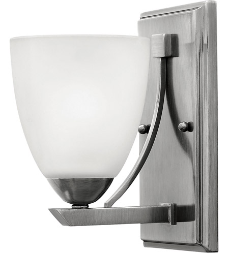 Hinkley Lighting Pinnacle 1 Light Bath Vanity in Antique Nickel 5250AN