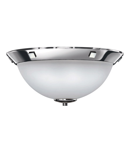 Hinkley Lighting Pinnacle 3 Light Flush Mount in Chrome 5251CM photo