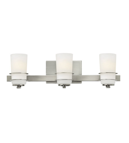 Hinkley Lighting Adele 3 Light Bath in Brushed Nickel 52703BN
