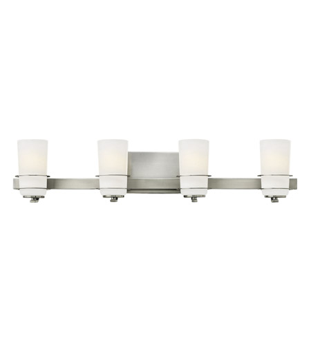 Hinkley Lighting Adele 4 Light Bath in Brushed Nickel 52704BN