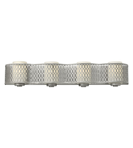 Hinkley Lighting Jules 4 Light Bath in Brushed Nickel 53244BN