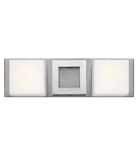 Hinkley Lighting Mirage 2 Light Bath in Brushed Nickel 53352BN