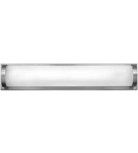 Hinkley 53842BN Acclaim LED 16 inch Brushed Nickel Bath Light Wall Light, Etched Glass  photo