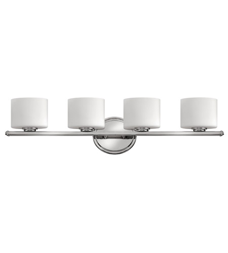 Hinkley Lighting Ocho 4 Light Bath Vanity in Chrome 5424CM