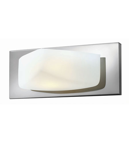 Hinkley Lighting Quantum 1 Light Bath in Chrome 54420CM photo