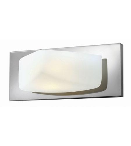 Hinkley Lighting Quantum 1 Light Bath in Chrome 54420CM