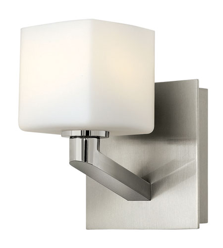 Hinkley Lighting Sophie 1 Light Bath in Brushed Nickel 54680BN