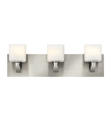 Hinkley Lighting Sophie 3 Light Bath in Brushed Nickel 54683BN