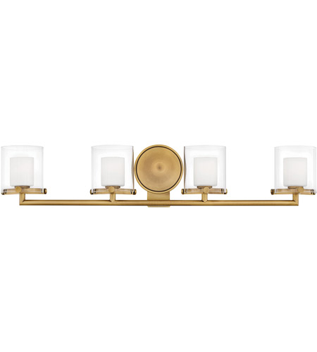 Hinkley Heritage Brass Bathroom Vanity Lights