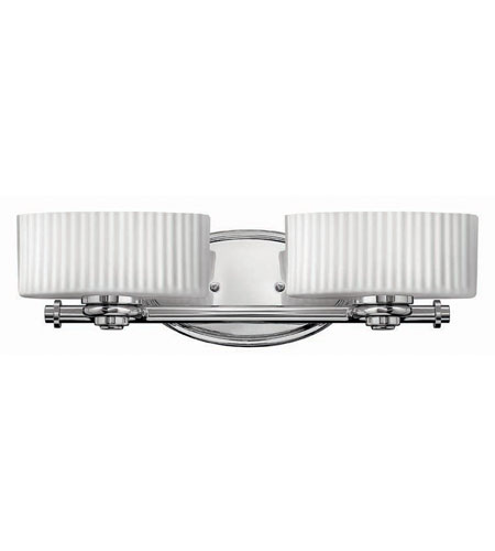 Hinkley Lighting Cari 2 Light Bath Vanity in Chrome 5522CM