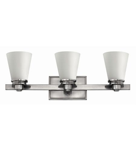 Hinkley Lighting Avon 3 Light Bath in Brushed Nickel 5553BN-LED2