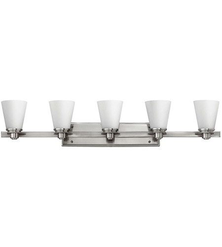 Hinkley Lighting Avon 5 Light Foyer in Brushed Nickel 5555BN
