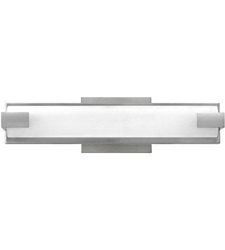 Hinkley 55652BN Unity LED 16 inch Brushed Nickel Bath Light Wall Light, Dimmable photo