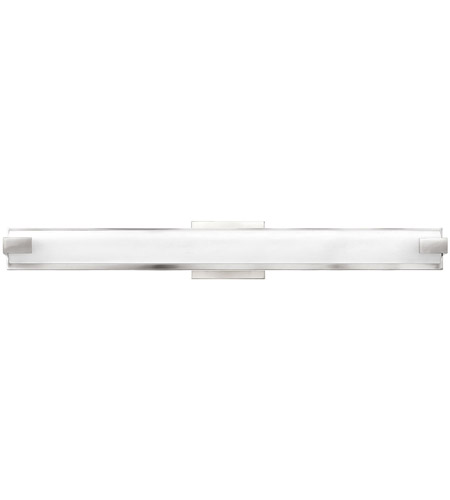 Hinkley 55654PN Unity LED 29 inch Polished Nickel Bath Light Wall Light, Dimmable photo