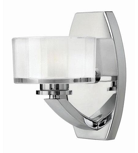Hinkley Lighting Meridian 1 Light Bath in Chrome 5590CM-LED2