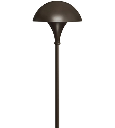 Hinkley Lighting Outdoor Line Volt 1 Light Landscape Path in Bronze 56000BZ