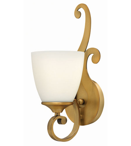 Hinkley Lighting Reese 1 Light Bath in Brushed Bronze 56320BR
