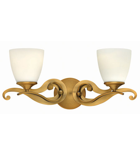 Hinkley Lighting Reese 2 Light Bath in Brushed Bronze 56322BR