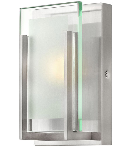 Hinkley Lighting Latitude 1 Light Bath in Brushed Nickel 5650BN-LED2