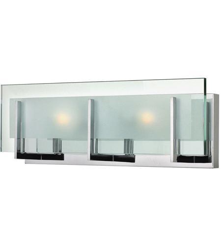 Hinkley Lighting Latitude 2 Light Bath in Chrome 5652CM