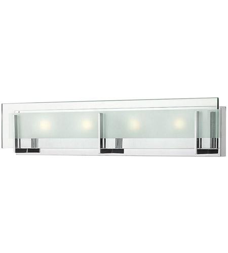 Hinkley Lighting Latitude 4 Light Bath in Chrome 5654CM-LED2