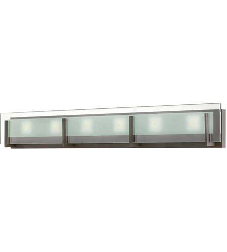 Hinkley 5656OZ-LED2 Latitude LED 38 inch Oil Rubbed Bronze Bath Light Wall Light photo
