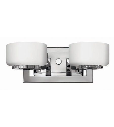 Hinkley Lighting Ashbury 2 Light Bath Vanity in Chrome 5702CM