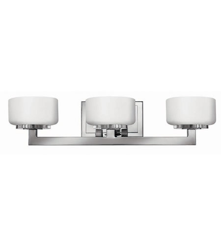 Hinkley Lighting Ashbury 3 Light Bath Vanity in Chrome 5703CM