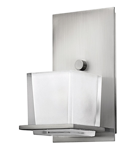 Hinkley Lighting Lola 1 Light Bath Vanity in Brushed Nickel 5770BN