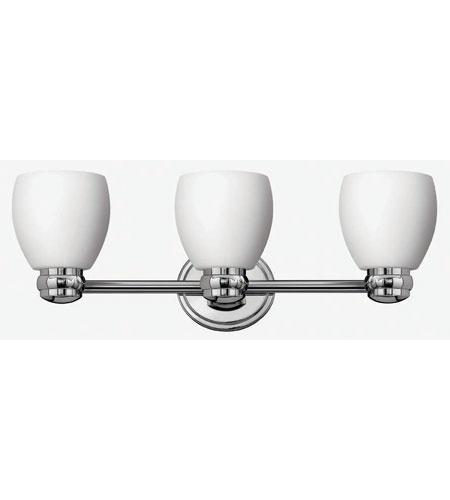 Hinkley Lighting Anna 3 Light Bath Vanity in Chrome 5783CM