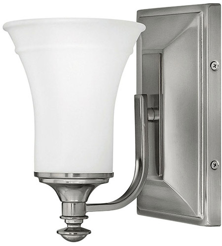 Hinkley 5830AN Alice 1 Light 5 inch Antique Nickel Bath Vanity Wall Light photo